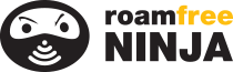 RoamFree Ninja - mobile WiFi rental