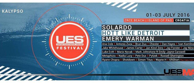 UES Festival 2016