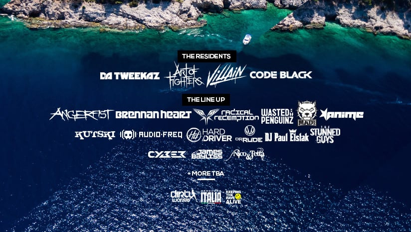 Hard island Festival 2016