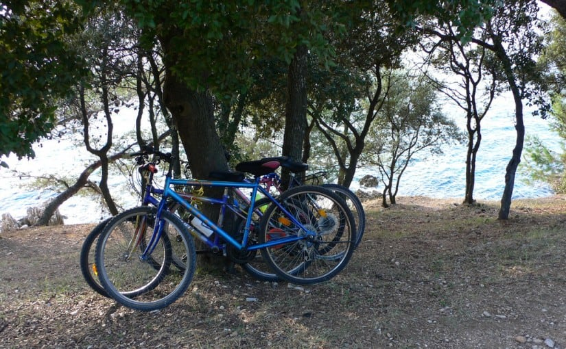 Cycling in Istria