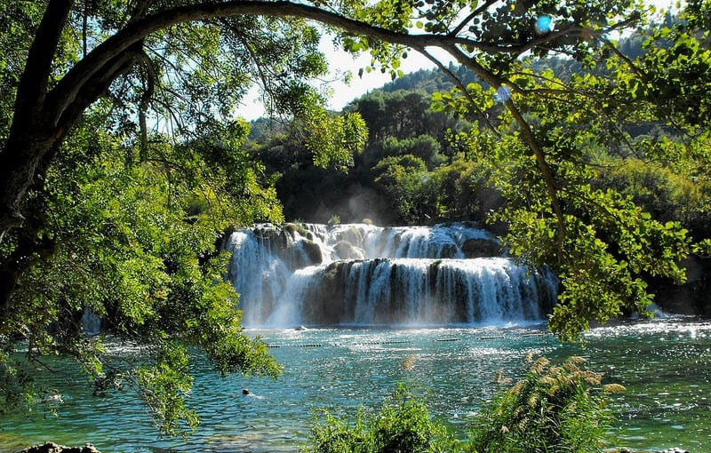 Daily trips: Krka National Park
